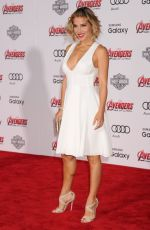 ELSA PATAKY at Avengers: Age of Ultron Premiere in Hollywood