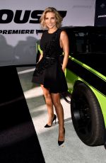 ELSA PATAKY at Furious 7 Premiere in Hollywood