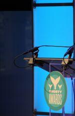 EMILY KINNEY at 2015 Shorty Awards in New York