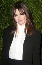 EMILY MORTIMER at Chanel Dinner at Tribeca Film Festival in New York