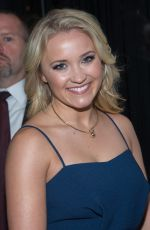 EMILY OSMENT at The Creative Coalition 2015 Benefit Dinner in Washington