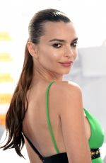 EMILY RATAJKOWSKI at 2015 MTV Movie Awards in Los Angeles