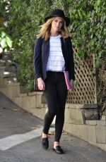 EMILY WICKERSHAM Out and About in Los Angeles