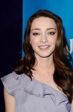 EMMA DUMONTat 2015 NBCUniversal Summer Press Day in Pasadena