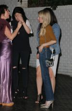 EMMA ROBERTS Leaves Chateau Marmont  in West Hollywood