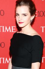 EMMA WATSON at Time 100 Gala in New York