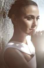 EMMANUELLE CHRIQUI in Ocean Drive Magazine, May/June 2015 Issue