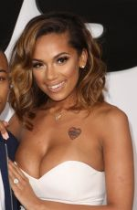 ERICA MENA at Furious 7 Premiere in Hollywood