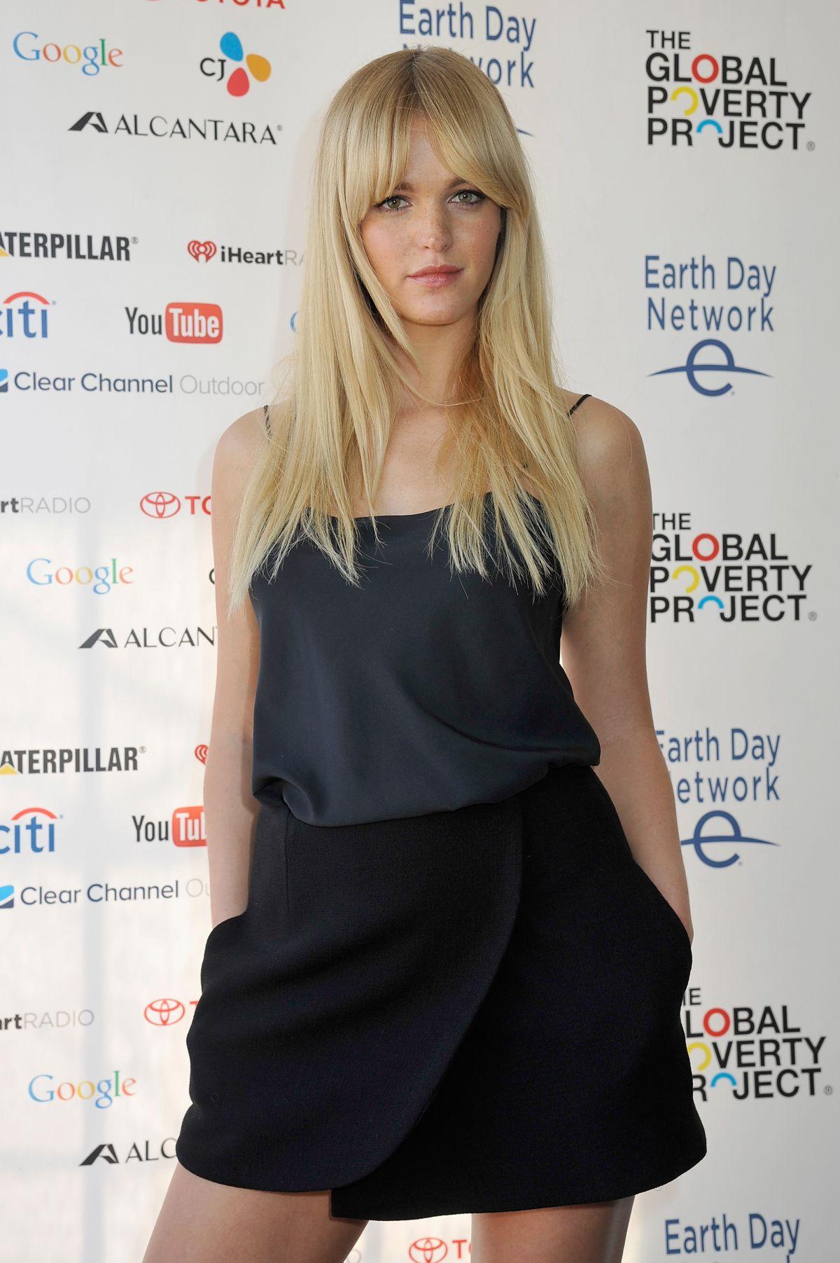ERIN HEATHERTON at Global Citizen 2015 Earth Day in Washington DC