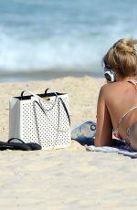 ERIN HEATHERTON in Bikini at Coogee Beach in Sydney