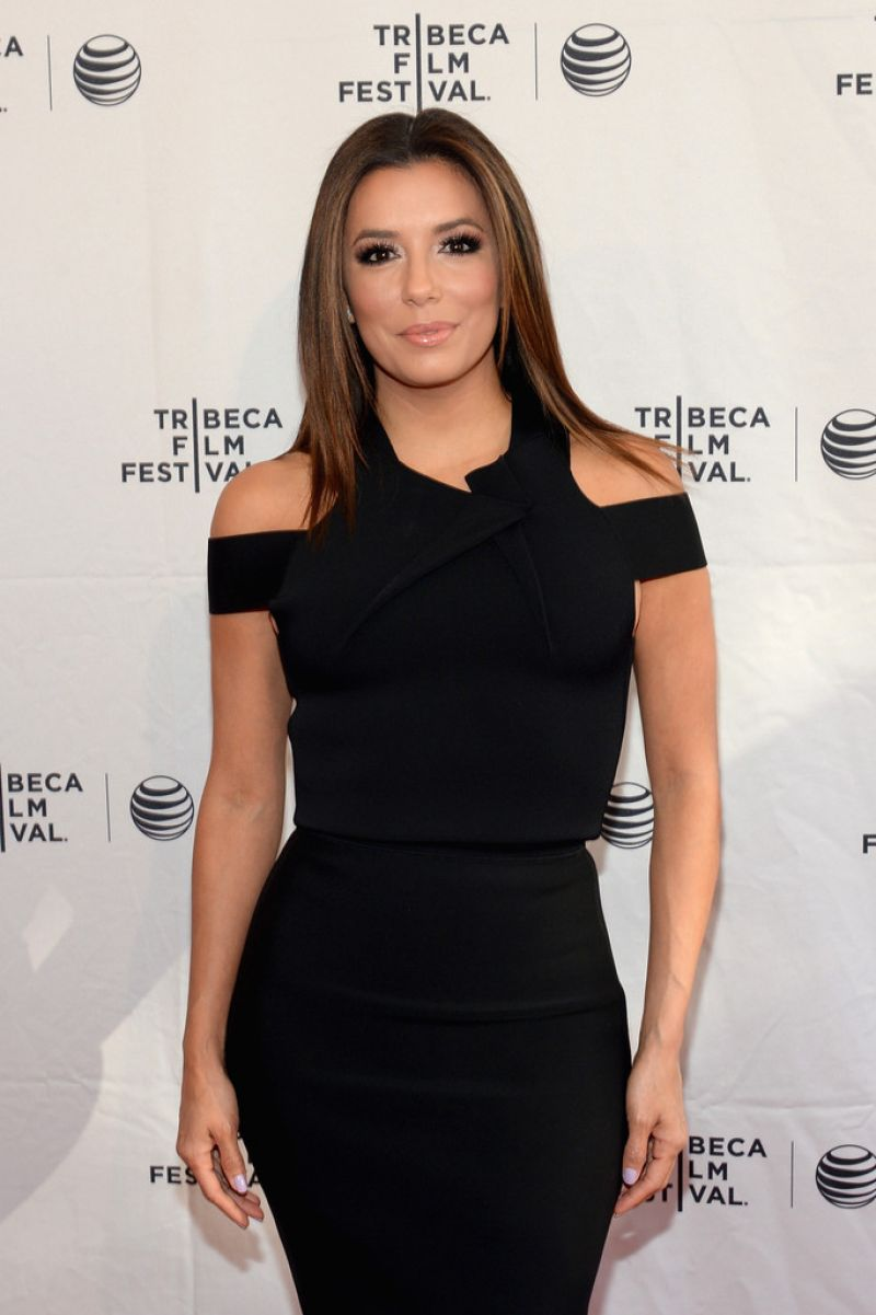 EVA LONGORIA at Tribeca Talks/Espn Sports Film Festival: Go Sebastien ... Eva Longoria