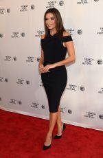 EVA LONGORIA at Tribeca Talks/Espn Sports Film Festival: Go Sebastien Go! in New York