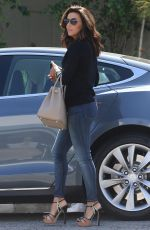 EVA LONGORIA in Jeans Out and About in Los Angeles
