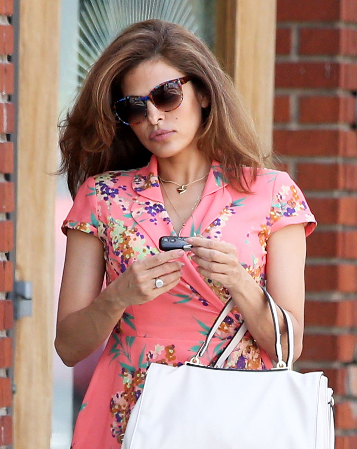 EVA MENDES Out and Abo...