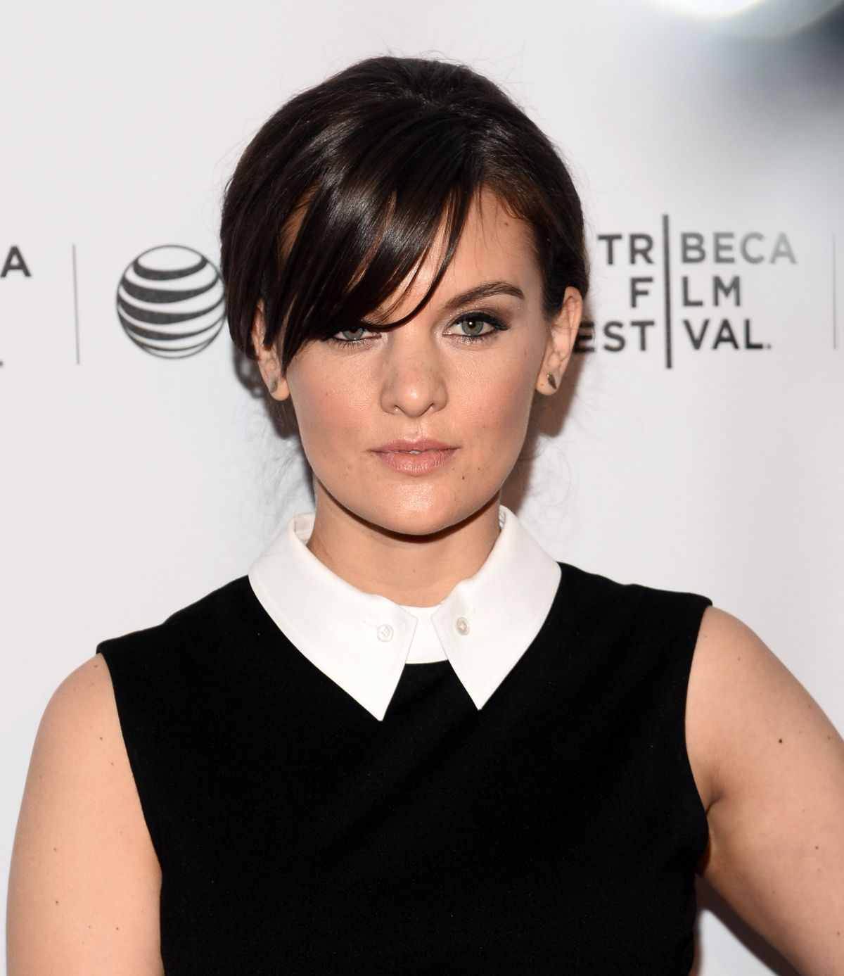 FRANKIE SHAW at Tribeca Talks: Mr. Robot in New York