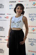 FREIDA PINTO at Global Citizen 2015 Earth Day in Washington DC