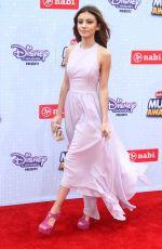 GENEVIEVE HANNELIUS at 2015 Radio Disney Music Awards in Los Angeles