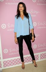 GEORGIA FOWLER at Lilly Pulitzer for Target Launch in New York