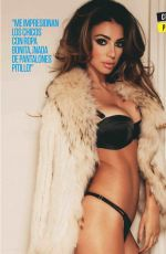 GEORGIA SALPA in FHM Magazine, Spain April 2015 Issue