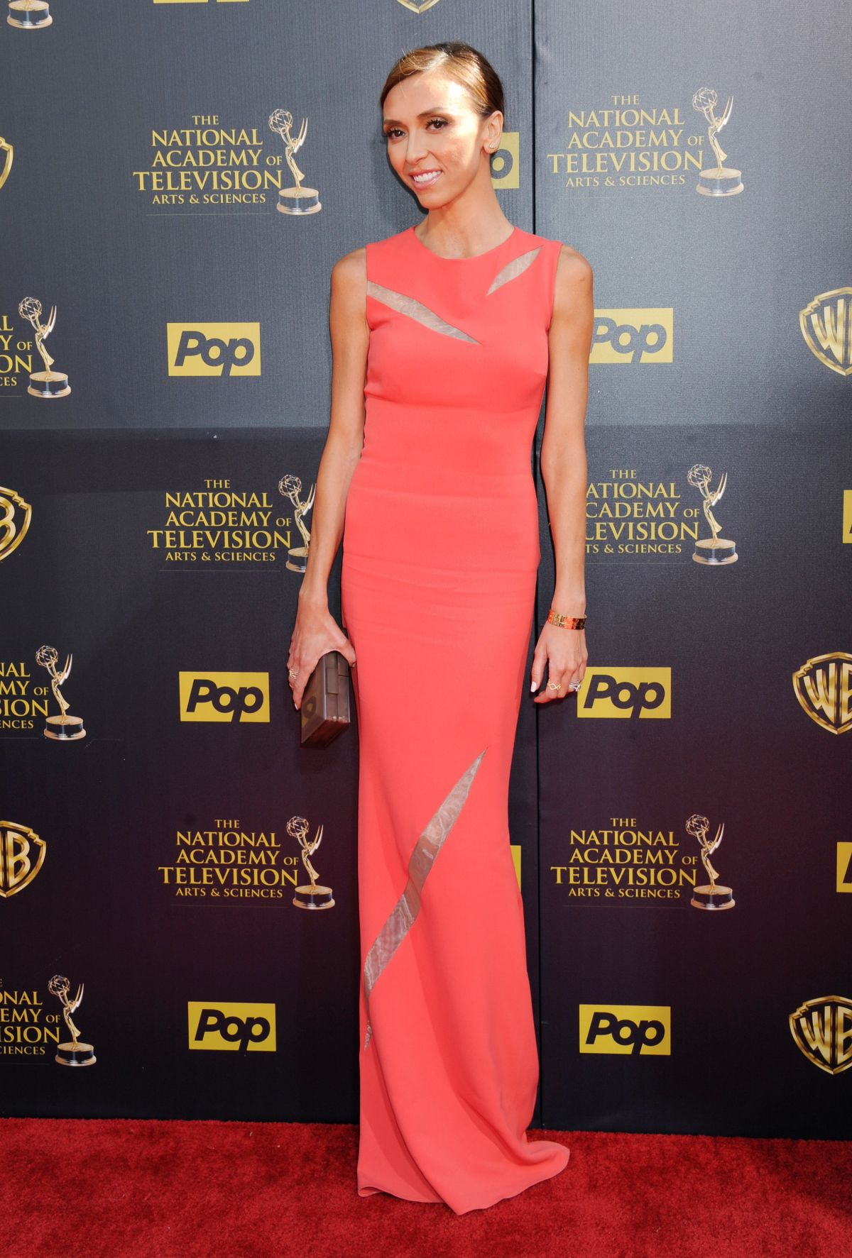 GIULIANA RANCIC at 2015 Daytime Emmy Awards in Burbank