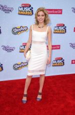 GRACE PHIPPS at 2015 Radio Disney Music Awards in Los Angeles