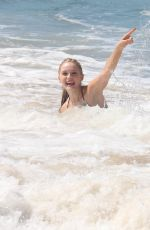 GREER GRAMMER in Bikini at a Beach in Los Angeles