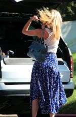 GWYNETH PALTROW Out and About in Santa Monica