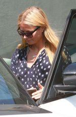 GWYNETH PALTROW Out for Lunch at Tavern Restaurant in Brentwood