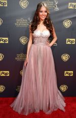 HALEY PULLOS at 2015 Daytime Emmy Awards in Burbank