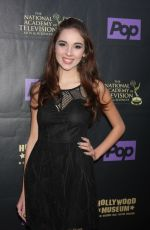HALEY PULLOS at 2015 Daytime Emmy Awards Kick off Celebration in Hollywood