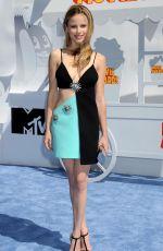 HALSTON SAGE at 2015 MTV Movie Awards in Los Angeles