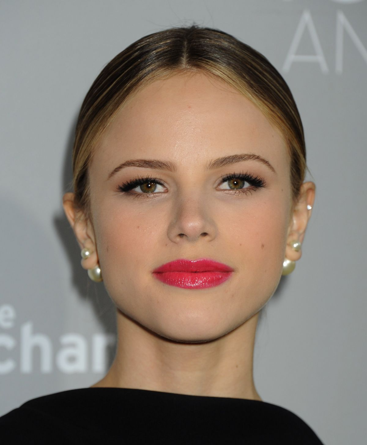 Halston sage at dior and i premiere in los angeles hawtcelebs