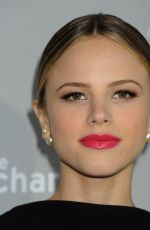 HALSTON SAGE at Dior and I Premiere in Los Angeles