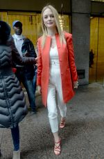 HEATHER GRAHAM Out and About in New York