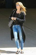 HEIDI KLUM in Jeans Out and About in Los Angeles