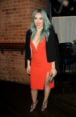 HILARY DUFF at Younger Premiere Afterparty in New York