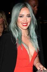 HILARY DUFF at Younger Premiere in New York