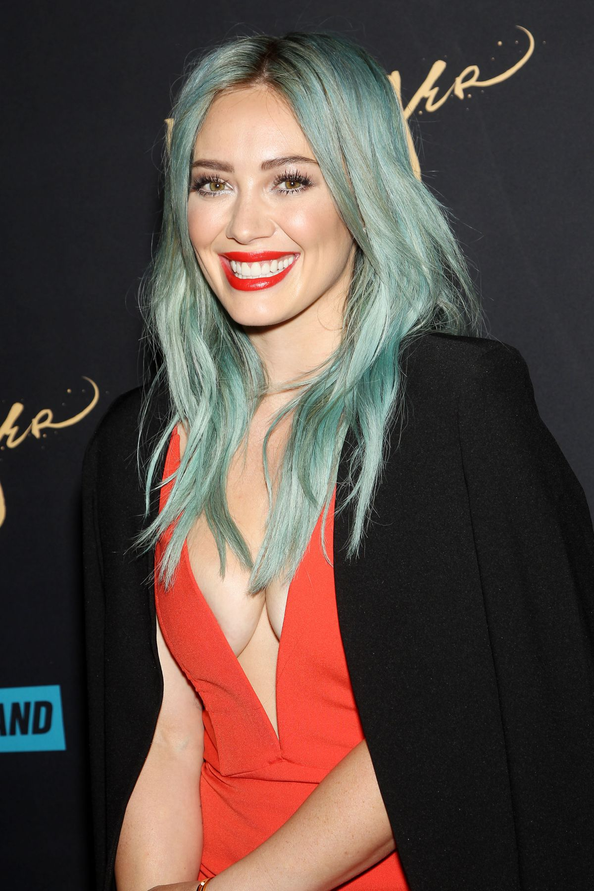 Hilary Duff At Younger Premiere In New York Hawtcelebs