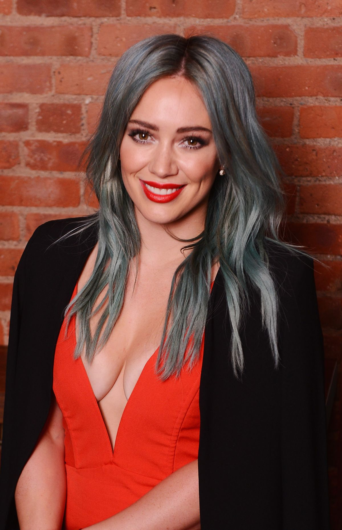 HILARY DUFF at Younger Premiere in New York - HawtCelebs