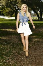 HILARY DUFF in Shape Magazine, May 2015 Issue