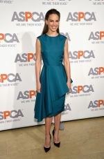 HILARY SWANK at Aspca Hosts 18th Annual Bergh Ball in New York