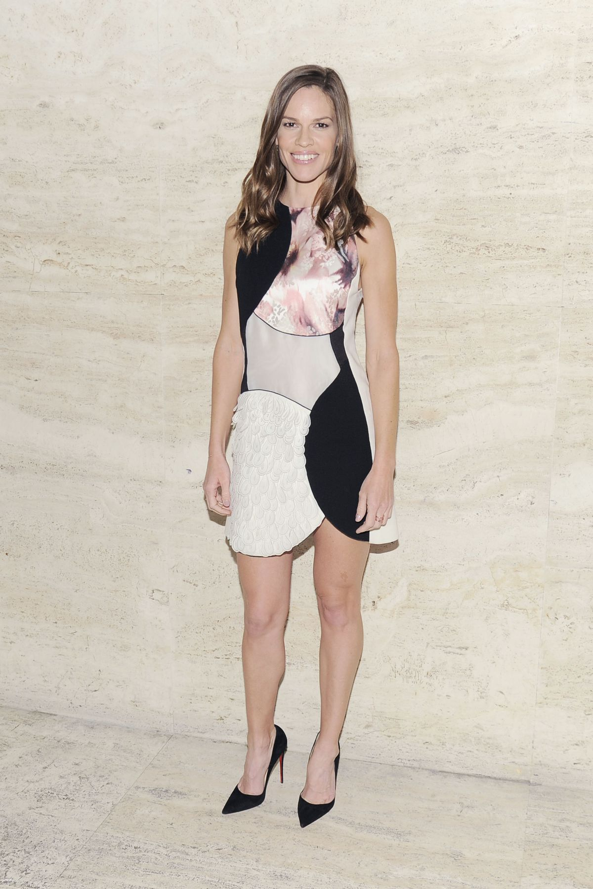 HILARY SWANK at The Hollywood Reporters 35 Most Powerful People in Meadia 2015 in New York