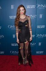 HOLLAND RODEN at Omnia Nightclub Grand Opening Weekend in Las Vegas