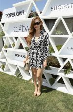 HOLLAND RODEN at Popsuga + Shopstyle's Cabana Club Pool Parties in Palm Springs