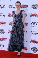 LINDA CARDELLINI at Avengers: Age of Ultron Premiere in Hollywood