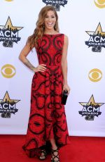 CASSADE POPE at Academy of Country Music Awards 2015 in Arlington