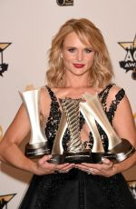 MIRANDA LAMBERT at Academy of Country Music Awards 2015 in Arlington