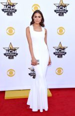 OLIVIA CULPO at Academy of Country Music Awards 2015 in Arlington