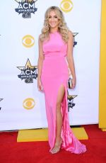 BRITTANY KERR at Academy of Country Music Awards 2015 in Arlington