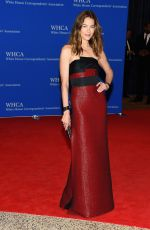 MICHELLE MONAGHAN at White House Correspondents Association Dinner in Washington